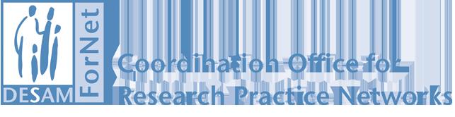 DESAM ForNet - Koordinierungsstelle für Forschungspraxen-Netze in der Allgemeinmedizin