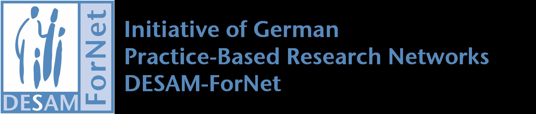DESAM ForNet - Initiative Deutscher Forschungspraxennetze